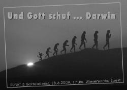 Und Gott schuf Darwin